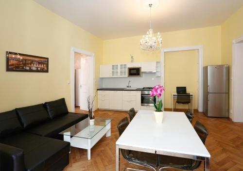 Apartment Pstrossova - фото 9