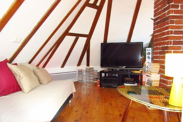 Amazing 2 Bedroom Apartment in Strasbourg - Appartement des Vosges - фото 0