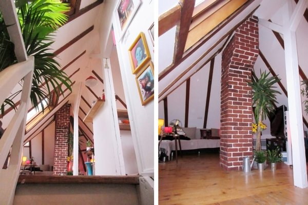 Amazing 2 Bedroom Apartment in Strasbourg - Appartement des Vosges - фото 15