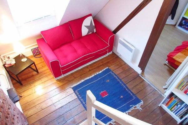 Amazing 2 Bedroom Apartment in Strasbourg - Appartement des Vosges - фото 6