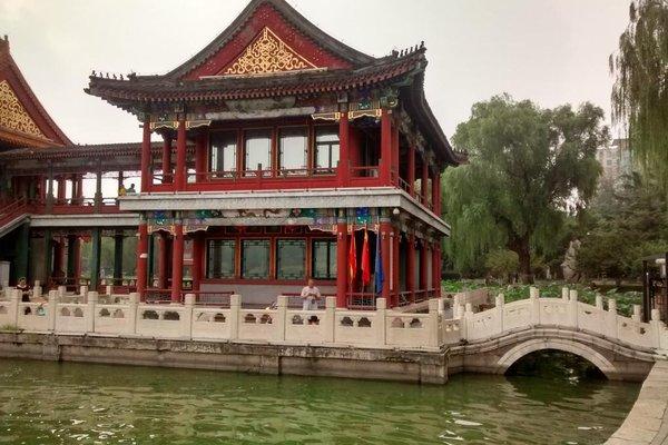 Comfort Inn&Suites Beijing - фото 23
