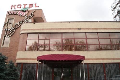 Отель Cherry - фото 23