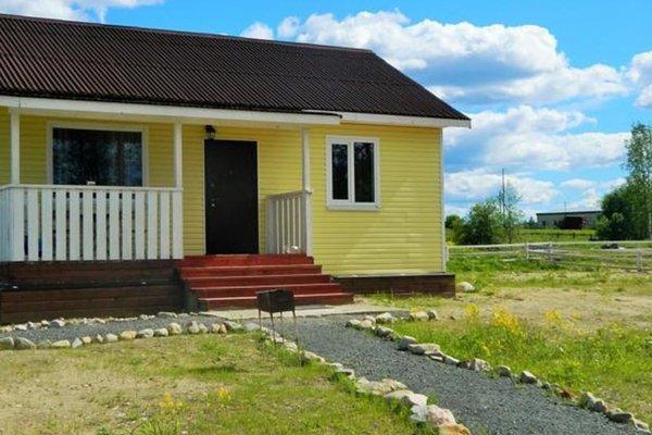 Гостевой дом «Guesthouse Tysyacha ozer», Вешкелица