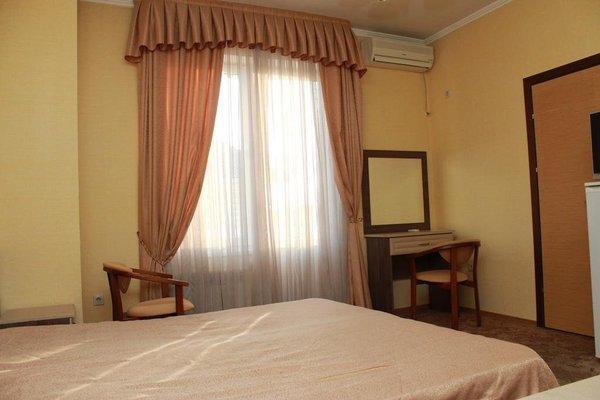 Отель Лазурный Адлер - фото 2