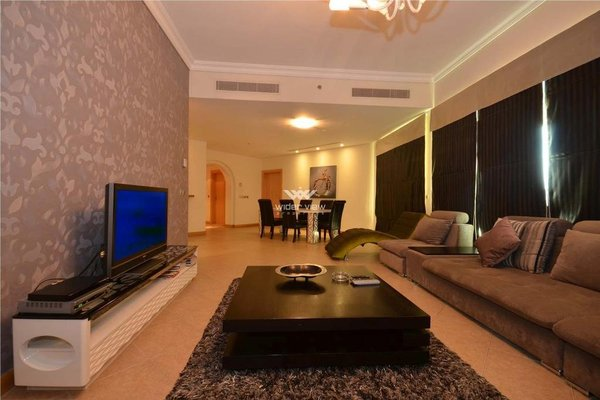 Wider View - Palm Jumeirah - Al Nabat Residence - фото 5