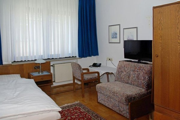 Hotel Alte Brucke - фото 12