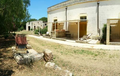 Antica Masseria Pescu - фото 23