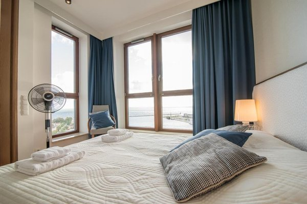 Apartamenty Adromeda Sea Towers - фото 27