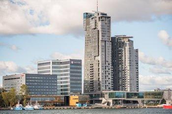 Apartamenty Adromeda Sea Towers - фото 21