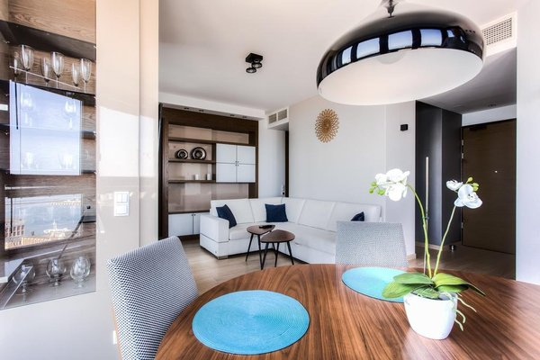 Apartamenty Adromeda Sea Towers - фото 6