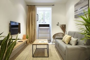 Bois et Fer Apartment by FeelFree Rentals - фото 11