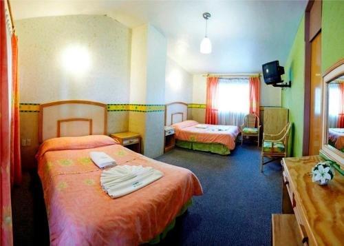 Hotel & Suites Hacienda Montesinos - фото 3