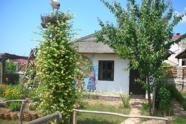 Гостевой дом «Residence Gulyaypole», Заозёрное