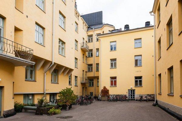 Kalevankatu 52 Apartment - фото 11