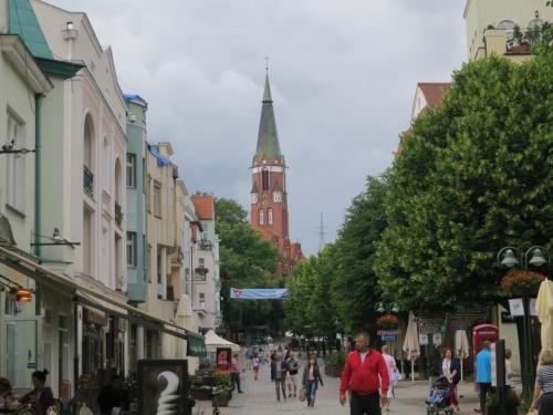 Sopot BC 1957 Apartments - фото 12
