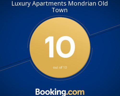 Luxury Apartments Mondrian Old Town - фото 17