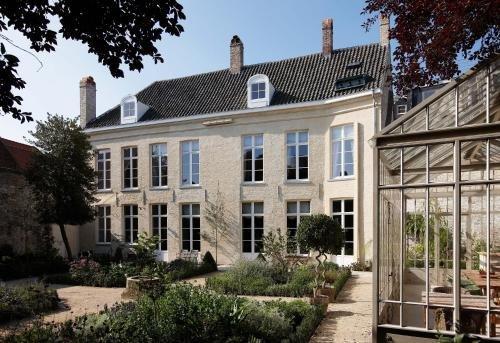 B&B De Corenbloem Luxury Guesthouse - фото 19