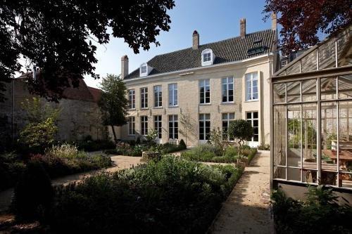 B&B De Corenbloem Luxury Guesthouse - фото 20