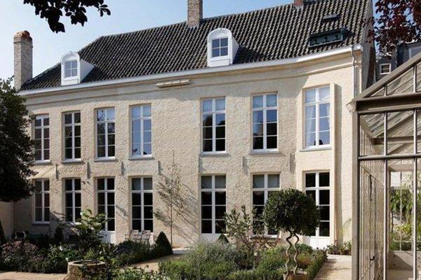 B&B De Corenbloem Luxury Guesthouse - фото 22
