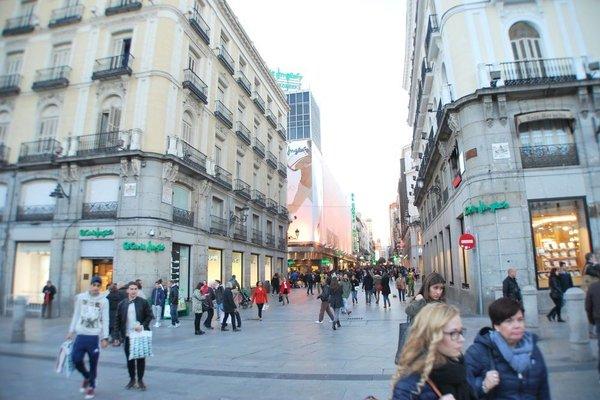 Welcome Puerta del Sol - фото 18