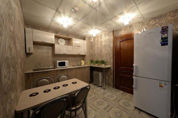 Отель Уралочка - фото 11