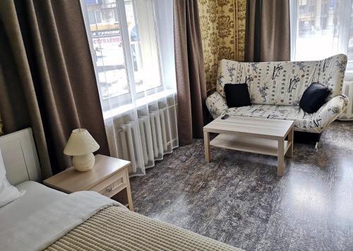 Pr 50 Oktyabrya Apartment - фото 14