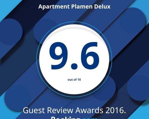 Apartment Plamen Delux - фото 15