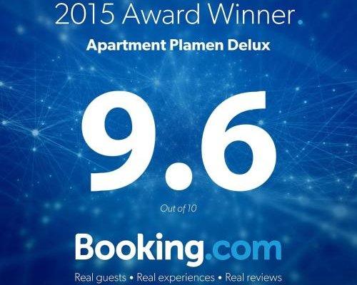 Apartment Plamen Delux - фото 17