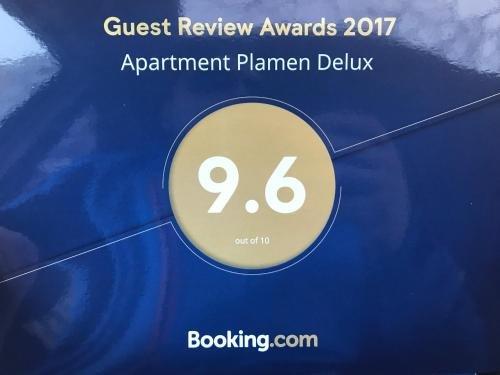 Apartment Plamen Delux - фото 22
