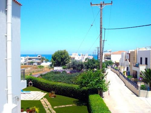 Elina Apartments Gouves - фото 1