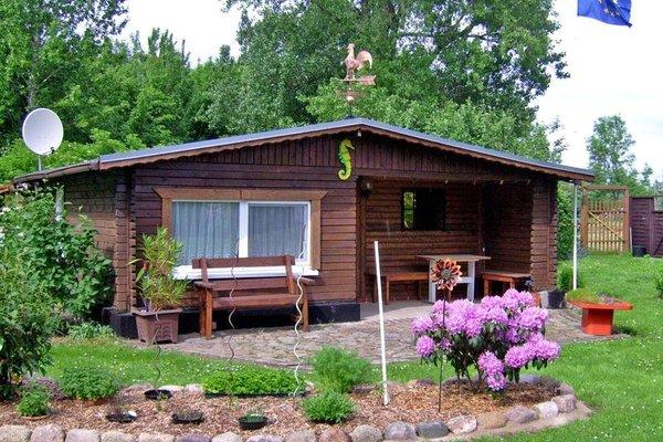 Bungalow und Ferienwohnung auf Rugen - фото 10