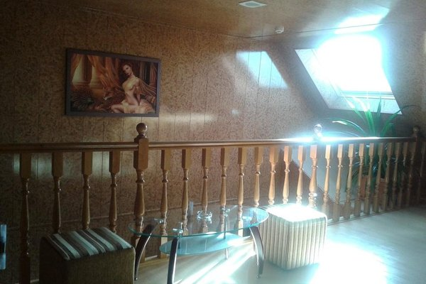 Hotel-Sauna Liberty - фото 16