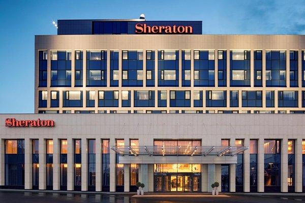 Отель Шератон Уфа - фото 23