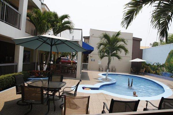 Apart Hotel Pico Bonito - фото 21