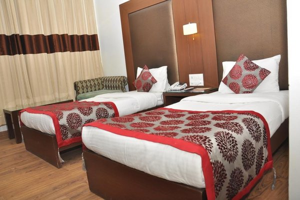 Hotel Hari's Court Gurgaon - фото 1