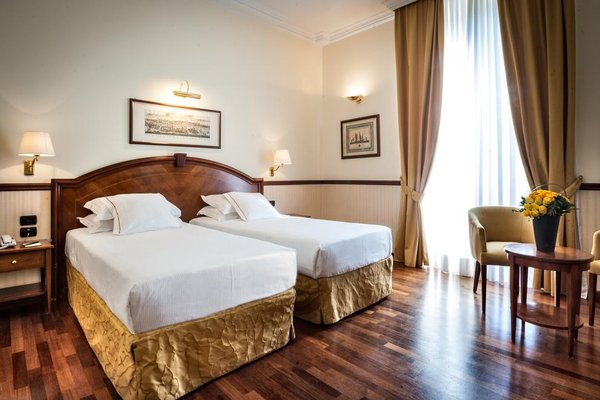 Worldhotel Cristoforo Colombo - фото 50
