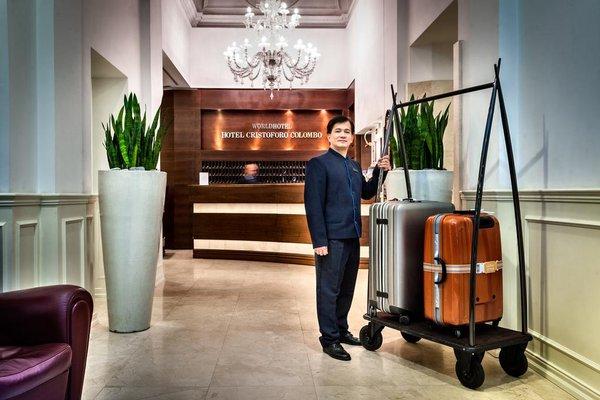Worldhotel Cristoforo Colombo - фото 13