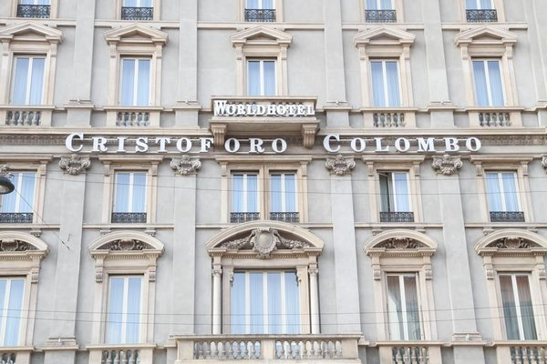 Worldhotel Cristoforo Colombo - фото 23