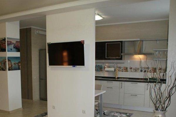 Apartment Ulitsa Alekseeva - фото 9