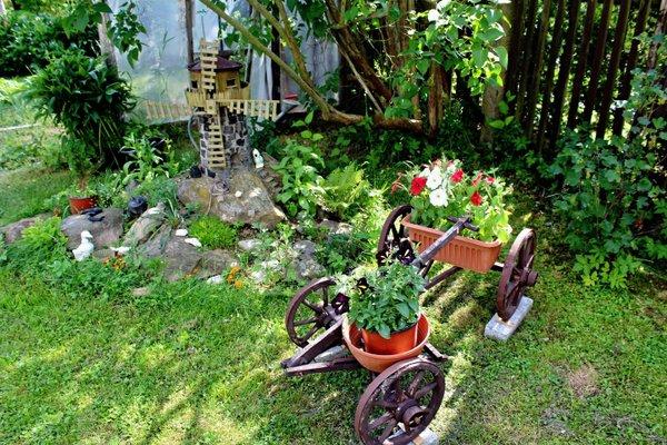 Telc -  Room in house with garden, Телч