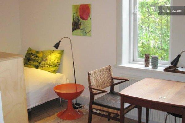 Bed & Breakfast Beautiful lodging close to Cph 4, Биркерёд