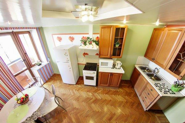 Хоум Отель Уфа на Чернышевского - фото 9