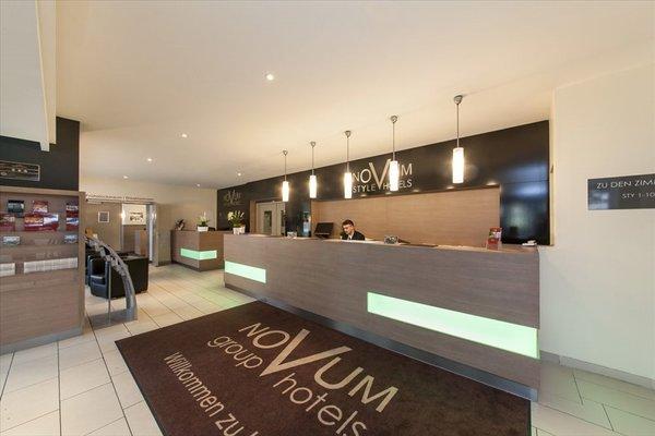 Novum Style Hotel Aldea - фото 20