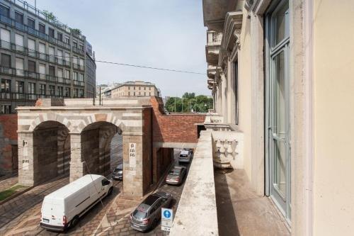 Della Spiga Apartment - фото 21