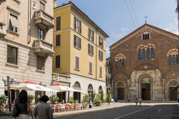 Italianway Apartment - Corso Garibaldi - фото 1