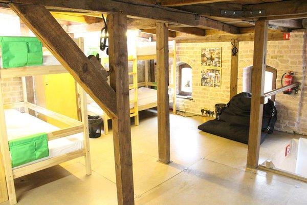 Хостел Amalienhof Hostel Riga - фото 14