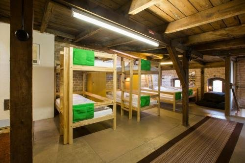 Хостел Amalienhof Hostel Riga - фото 17