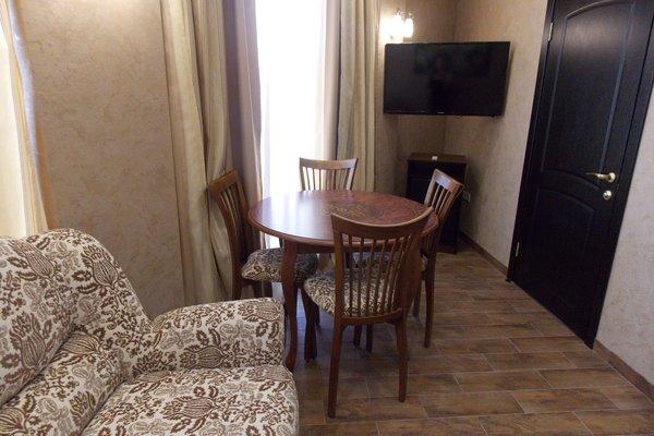Отель ZARA - фото 17