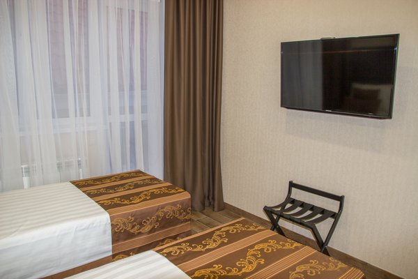 Отель ZARA - фото 2