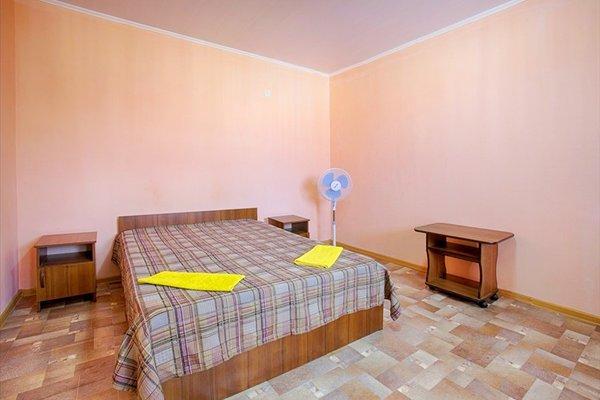 Гостиница «Абхазский дворик», Цандрыпш